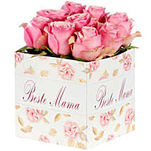 Best Mama Pink Roses: Send Thinking of You Flowers to Germany