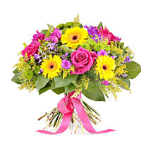 Bright Lights Bouquet: Send Flowers to Germany