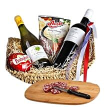 Gourmet Hamper Vive La France: Father's Day Presents to Germany
