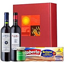 Gourmet Set Hot Flavour: Valentine's Day Gifts to Germany