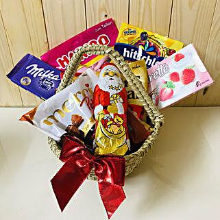 Joyful Xmas Hamper: Birthday Chocolates to Germany