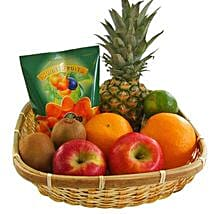 Our Fruity Gift Basket: Corporate Gifts to Germany