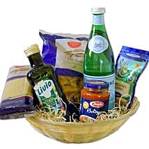 Pasta Bolognese Gift Basket: Corporate Presents to Germany