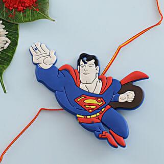 Superman Kids Rakhi: Rakhi for Kids in Germany