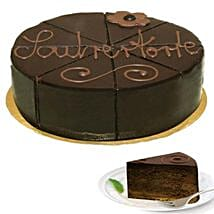 Wonderful Dessert Sacher Cake: Send Birthday Cakes to Frankfurt