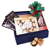 Chocolaty Greetings: Christmas Gift Delivery in Hong Kong