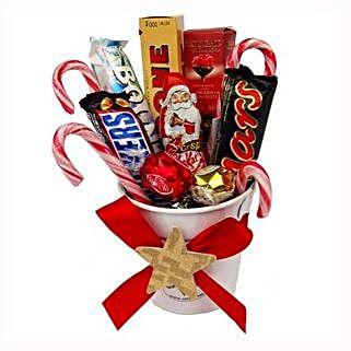 Sweet Christmas Bucket: Corporate Gifts to Hungary