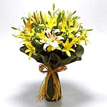 Bunch of Lilies INDO: Mother's Day Flowers to Indonesia