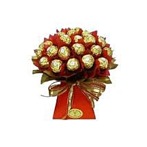 Choco Bloom: Send Diwali Gifts to Indonesia