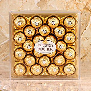 Ferrero Fantasy: Order Chocolates in Indonesia