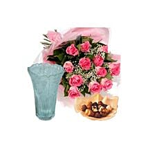 Memories Forever: Send Valentine's Day Flowers to Indonesia