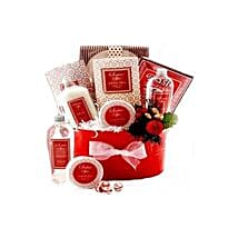 Strawberry Surprise: Bhai Dooj Gifts to Indonesia