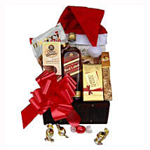 Christmas Red Johnnie Walker: Corporate Hampers to Italy