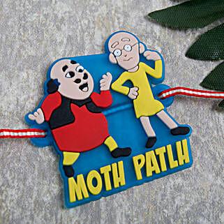 Motu Patlu kids Rakhi: Rakhi Delivery in Italy