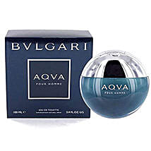 Aqva By Bvlgari For Men Edt 100Ml: Send Get Well Soon Gifts to Kuwait