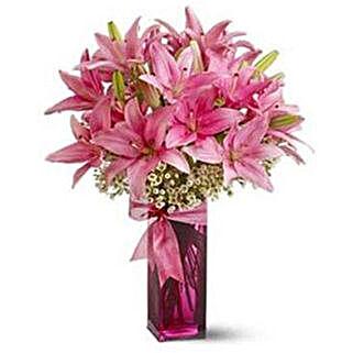 Elegant Love: Send Lilies to Kuwait
