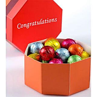 Tempting Box Of Homemade Chocolates: Send Chocolate to Kuwait