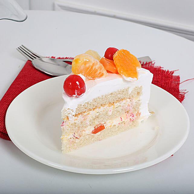 Effervescent Fruit Cake 1KG