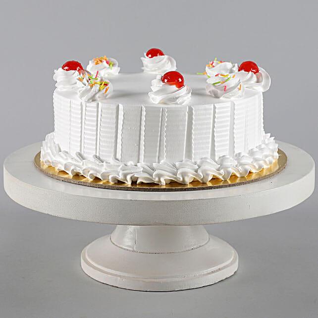 Fresh Vanilla Cake 1Kg
