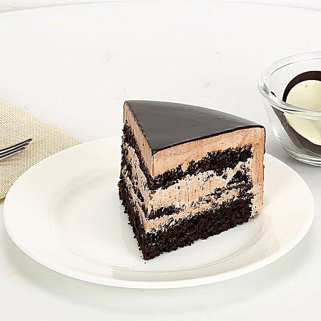 Happy Rakhi Chocolate Cake 2kg eggless