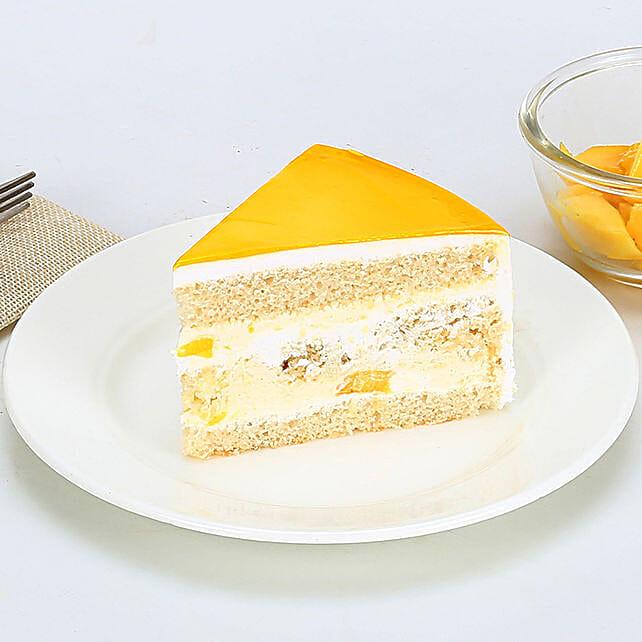 Mango Delight Cake 1kg Eggless