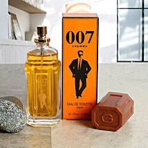 007 Cigar EDT Men: Perfumes for Friendship Day