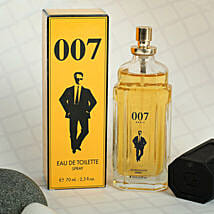 007 EDT Men: Perfumes for Friendship Day