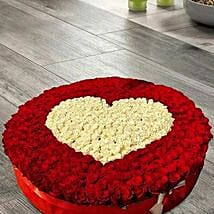 1100 Roses Floral Art: Valentines Day Gifts for Wife