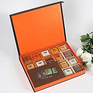 20 Premium Chocolates Gift Box: Gifts Bhai Dooj for Kids