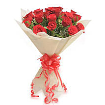 20 Red Roses: Send Flowers to Siliguri