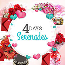 4 Days Valentine day is not enough: Valentines Day Serenades