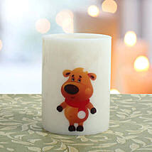 Adorable Hollow Candle: