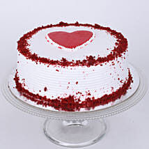 Adorable Red Velvet Cake: Red Velvet Cakes Hyderabad
