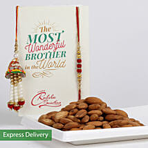 Affectionate Bro Hamper: Send Rakhi to Indore