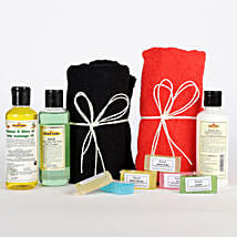 All Because Ladies Love Spa: Valentine Cosmetics & Spa Hampers