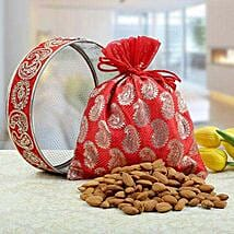 Almond For Good Health: Karwa Chauth Gifts to Hyderabad