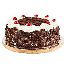 Ambrosial Black Forest Cake: Birthday Black Forest-cakes