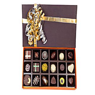 Assorted Chocolates 18: Handmade Chocolates