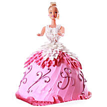 Baby Doll Cake: Send Birthday Cakes to Nagpur
