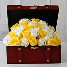 Beautiful Box Of Roses: Cakes to Chandel
