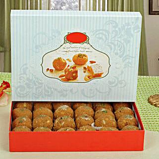 Besan Laddu Amaze: Diwali Sweets to Howrah