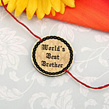 Best Bro Rakhi: Rakhi Gifts to Jhansi