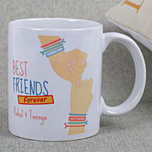 Best Friends Ceramic Mug: Gifts for Friend