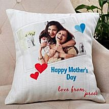 Best Mom Ever Cushion: Mothers Day Gifts to Ludhiana