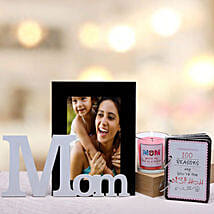 Best Mom Gift Hamper: Personalised Photo Frames Lucknow