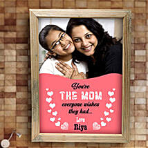 Best Mom Personalized Frame: Send Personalised Photo Frames to Kolkata