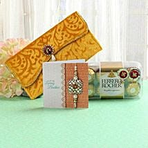 Best Rakhi Celebration: Rakhi Gifts to Karimnagar