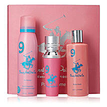 Beverly Hills 1982 Pink Women Gift Set: Cosmetics & Spa Hampers