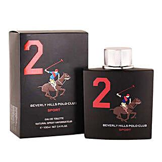 Beverly Hills EDT Black For Men: Send Perfumes