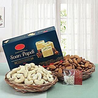 Bhaidooj Bliss: Sweets & Dry Fruits for Bhai Dooj